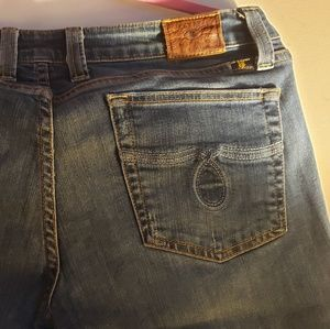 Size 12 Lucky Brand Lola Boot Cut Jeans